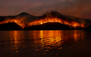 Greek wildfires and the importance of strong leadership in the Fire & Rescue Service